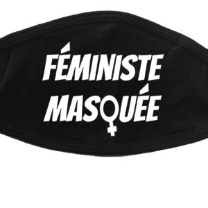 Masque Féministe masquée